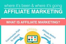 Affiliate Marketing / The beauty of affiliate marketing is that you don't have to invest the time and effort to create a product to sell. Here you will find helpful resources to become a better Salesman.