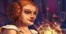 Zwerge / Eine Sammlung mit Bildern von Zwergen aus World of Warcraft. A collection of images of Drawfs from World of Warcraft.