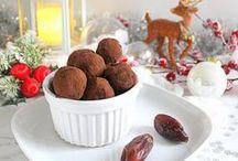 Christmas recipes • Recettes de Noël et de fêtes