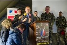 Lancement de la campagne du recrutement armée de Terre / Lancement de la campagne du recrutement de l'armée de Terre - 17 janvier 2013 #sengager www.sengager.fr