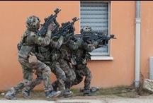 L'entraînement dans l'armée de Terre