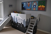 small space ideas  / by Hazel Frio