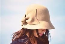 Women's Hats / by Julia Pirmone