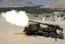 L'artillerie recrute