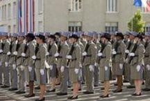 Les uniformes dans l'armée de Terre