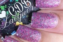 Indie Polish: CDB Lacquer / Indie polishes by CDB Lacquer. Swatch Photos by http://instagram.com/roselynn787 Link to Shop:  http://cdblacquer.storenvy.com/ Reviews and more swatch photos: http://roselynn787.blogspot.com