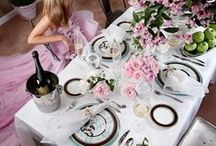 Table Setting Inspiration....