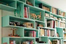 .....books, bookcases, book love......