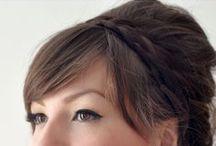 Uroda / pomysłowe fryzurki i triki make-up oraz domowe sposoby na urodę