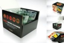 Thinking Outside the Box / Creative packaging ideas and inspiration.