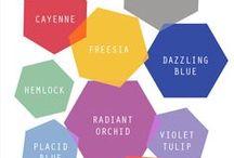 Wallpaper - Colors Spring/Summer 2014 / Tapeten-Farbtrends 2014 / Wallcoverings 2014