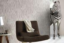Wild Wallpapers - Wild Home / Leoparden, Tiger oder Zebras sind Dauerbrenner in stylischen Wohnwelten. In Kombination mit modernen Einrichtungsstilen entstehen so spannungsreiche Wohnwelten für Liebhaber exklusiven und individuellen Wohnens.