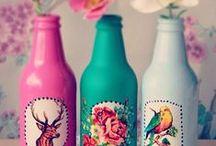 DIY Decoration Ideas - Dekorasyon Fikirleri