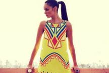 Summer Statements / Let bold Summer fashion inspire your next custom packaging or marketing project