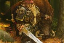 dwarves and creatures