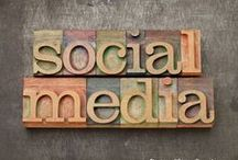 Social Media / The amazing and powerful tools of social media.