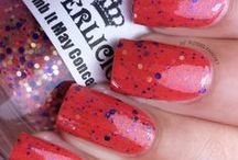Indie Brand: Laquerlicious / Indie polishes by Laquerlicious, link to shop: http://laquerlicious.bigcartel.com Reviews and more swatch photos: http://manicuredandmarvelous.com