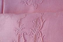 Embroidered Monogram Details / by Linda Rayburn