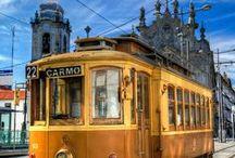PORTUGAL / Arquitectura y paisajes Portugueses. Portuguese architecture and landscapes.