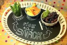 Chalkboard Paint Craze