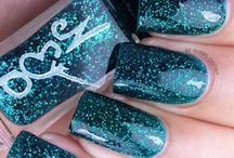 Indie Brand: Nvr Enuff Polish / Indie polishes by Nvr Enuff Polish - link to shop: nvrenuffpolish.bigcartel.com. Reviews and more swatch photos: http://manicuredandmarvelous.com