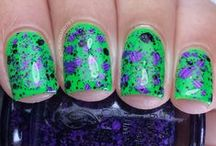 Brand: China Glaze / All products in this board are by China Glaze. You can find detailed reviews and posts on these manicures at ManicuredandMarvelous.com