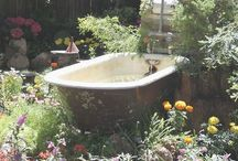 Outdoor Bath Ideas