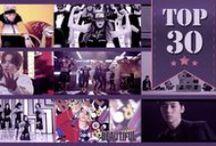 Adora's K-Chart / My TOP Favorites Korean Music Videos / K-Pop / Kpop