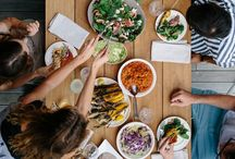 Inspired food photography / Styled shoot ideas 2015