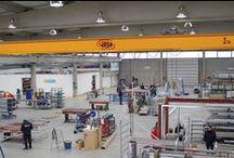 NUESTROS TALLERES / Centros de producción de AIRO MODULAR