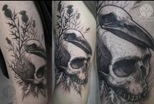 My TATTOO work / Nayana tattoo Prague