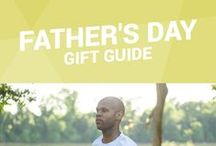 FATHER'S DAY GIFT GUIDE / Whether your dad loves golf, baseball, fishing, or running, we've put together a list of comfortable and affordable gifts for Dad.