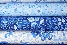 ~blue and white~