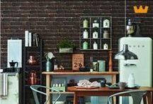 Keuken Styling / Leuke creatieve inspiratie om je keuken helemaal af te stylen!
