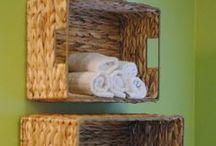 Huis: badkamer