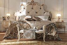 Bedroom / Rococo style bedroom