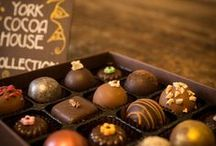 Our Chocolates / Discover more about our hand made chocolates all created at York Cocoa House