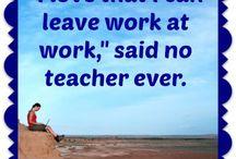 The life of a teacher