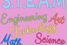 STEAM for SpEd. / Meaningful Science, Technology, Engineering, Arts and a little bit of math too... all geared towards students with disabilities in Special Education. Focuses on hands on activities and project based learning.
