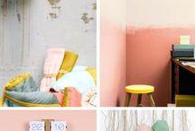 Colours I love & inspiration / Colour inspiration