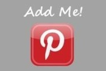 ❖❖❖ADD ME❖❖❖ / If you'd like to be added as a pinner to any of @A Lifetime Legacy's group boards, leave a note here on the corresponding pin and I'll add you as soon as I can.  Happy pinning!
