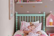 Decor: Girls bedroom