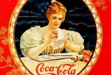 """COCA-COLA ❖ A Lifetime Legacy / ❖If you like this board, please stop by FB and """"Like"""" A Lifetime Legacy and also Vintapix. Follow us on Twitter @ALifetimeLegacy. Happy pinning! http://ALifetimeLegacy.com"""
