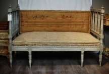 Gustavian Rough Luxe / by Trouvais
