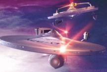 Star Trek / Beam me up, Scotty. / by Will Burnham
