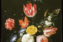 Dutch Masters / Admiring the brush strokes of the Dutch Masters