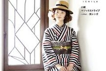 Modern kitsuke / Fashionable kimono. Kitsuke from around the world by amateurs, enthousiasts and designers alike.