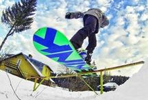 Snowboarding / Snow, Air & Style
