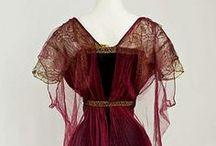 vintage clothing 1910-1940