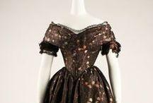 vintage clothing 1825-1850